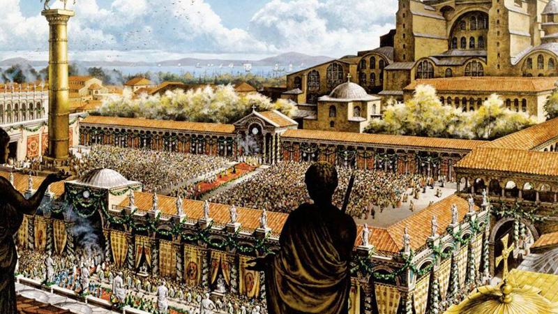 cultura bizantina